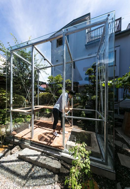 Casa com 6 anexos / Kiyoaki Takeda Architects, © ©Masaki Hamada (kkpo)