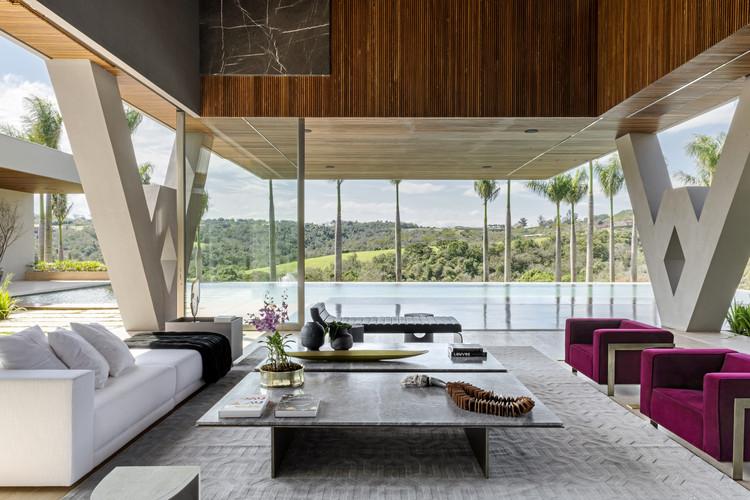 Residência Fazenda Boa Vista / Maurício Karam Arquitetura, © Renato Navarro