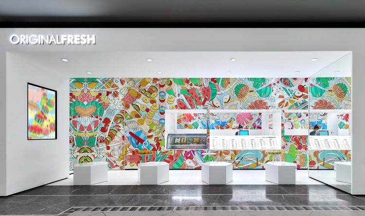 ORIGINALFRESH / Drawing Architecture Studio, © Hongyue Wang, Wenhui Lu