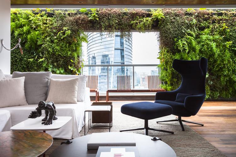 Apartamento Clodomiro / Todos Arquitetura, © Lufe Gomes