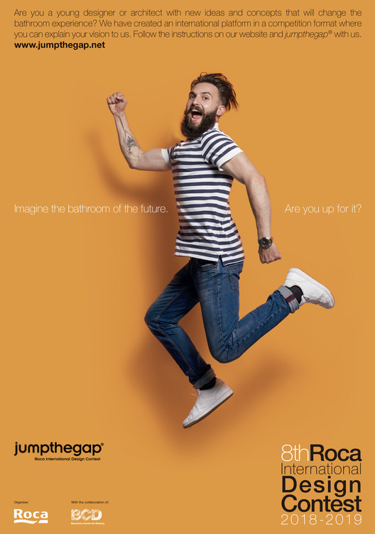 8th jumpthegap® Roca International Design Contest 2018-2019