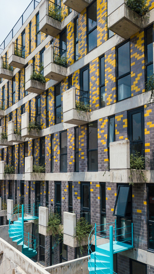 WARRIOR 108 / VOX arquitectura + Rojkind Arquitectos, © Jaime Navarro