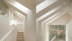 Atmósferas generadas por la iluminación zenital en 20 proyectos de arquitectura