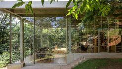 Casa Biblioteca / Atelier Branco Arquitetura