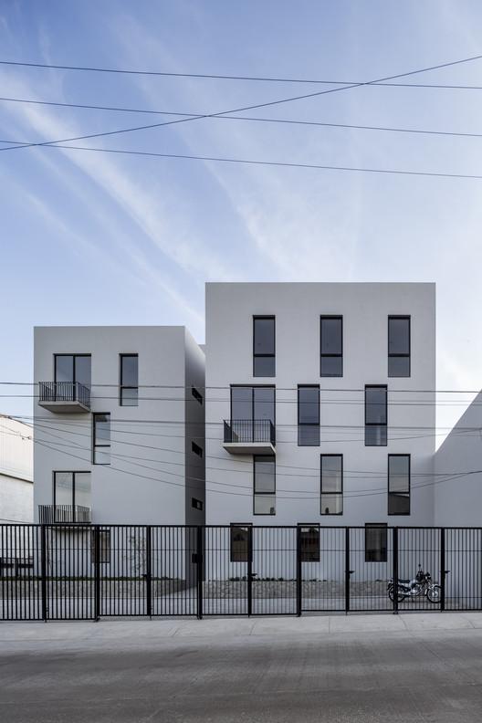 Del Patio Apartamentos / Estudio Hidalgo, © César Béjar