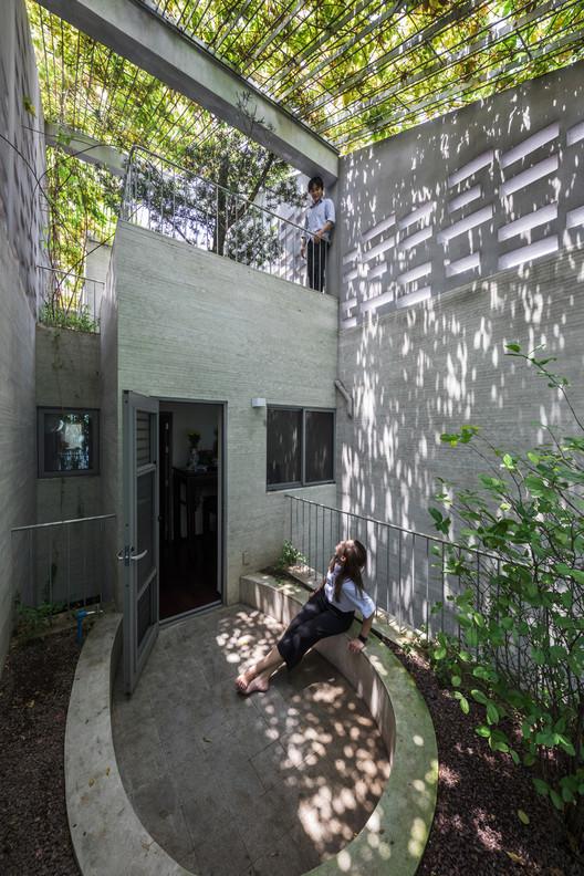 Casa que respira / VTN Architects, © Hiroyuki Oki