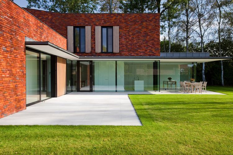 Casa VV / Iglesias-Leenders-Bylois Architecten, © Yannick Milpas