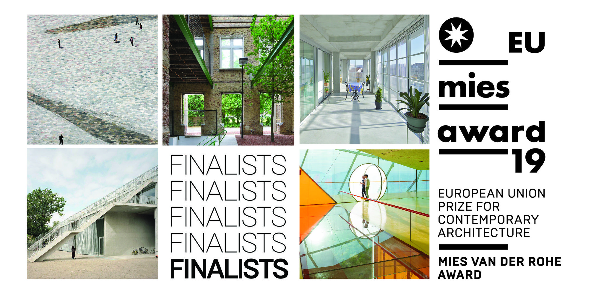 5 Projects Shortlisted for 2019 EU Mies Prize for Contemporary Architecture  | ArchDaily