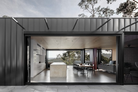 Skyline House / Lachlan Shepherd Architects