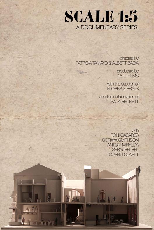 III edición del ciclo 'Arquitectura en Corto': Scale 1:5