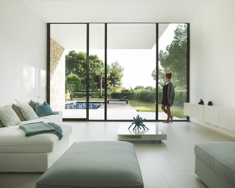 III edición del ciclo 'Arquitectura en corto': ¿Dentro o fuera?, Alfonso Calza