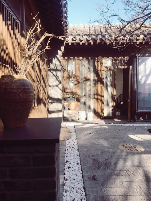 Cảnh ngày sân.  Hình ảnh © Zhen Shen