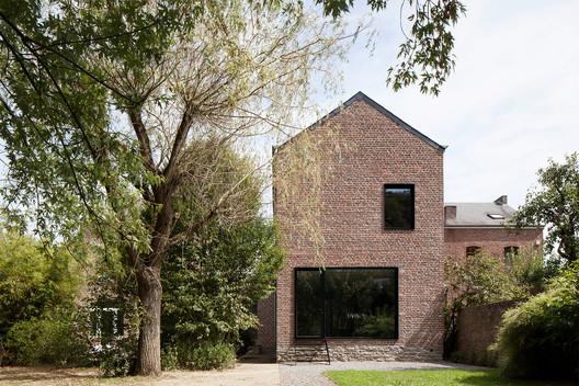 La bouteillerie / Architecture Cotugno Thiry