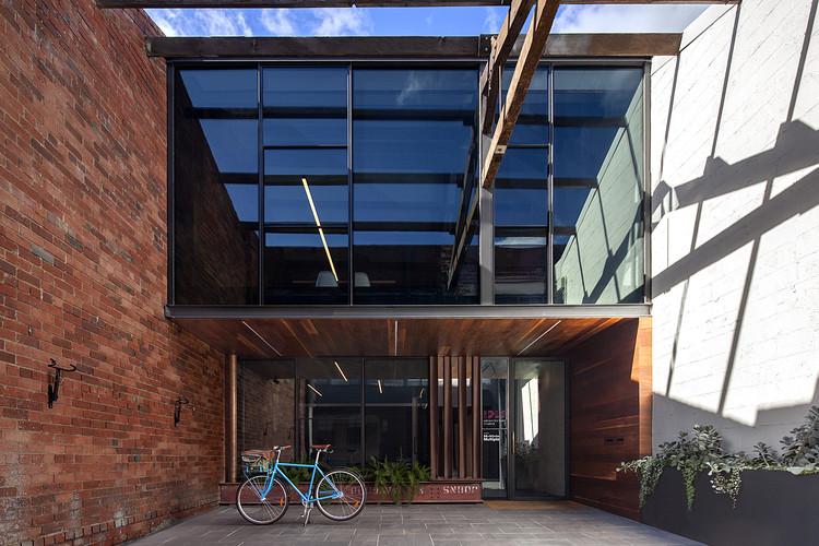 Architect's Warehouse / Idle Architecture Studio, © Hilary Bradford