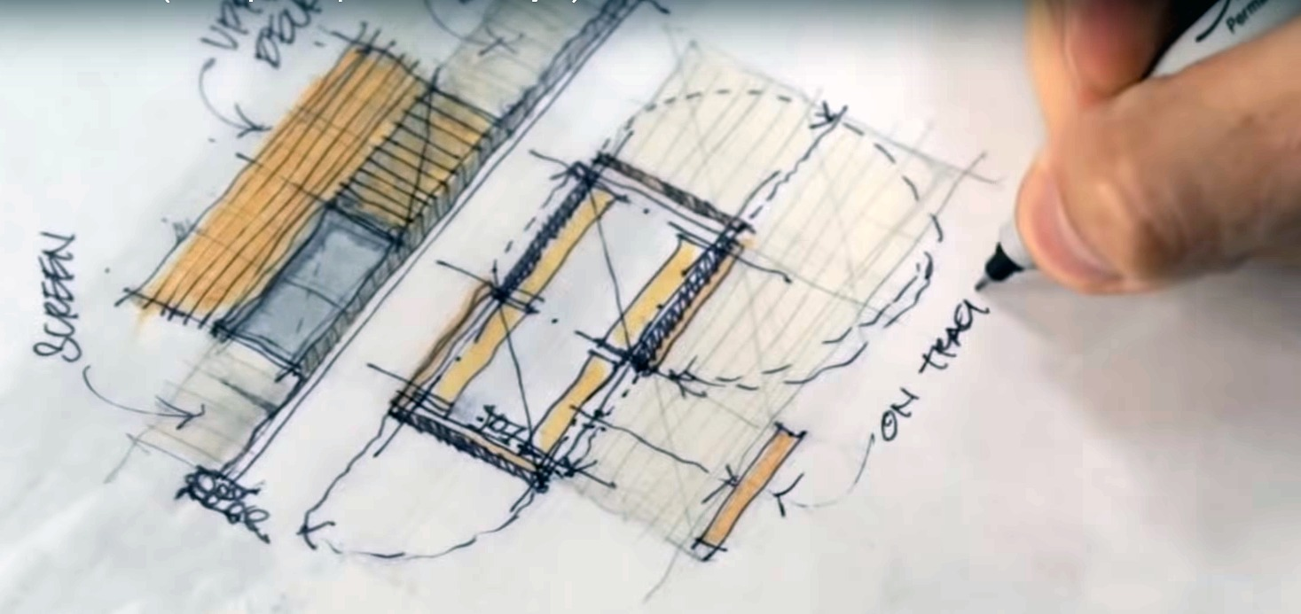 The Best Drawing Tutorials for Architects on YouTube
