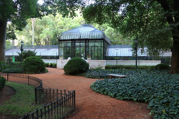 Art Nouveau en el Jardín Botánico de Buenos Aires, © Mariana Etulain