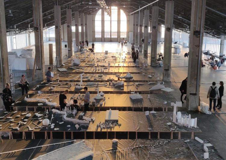 MVRDV e The Why Factory desenvolvem estratégias urbanas para o Manifesta 13 de Marselha, © MVRDV / The Why Factory