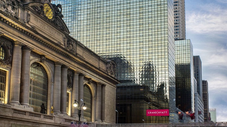 Another Historic NYC Building Bites the Dust, © Grand Hyatt