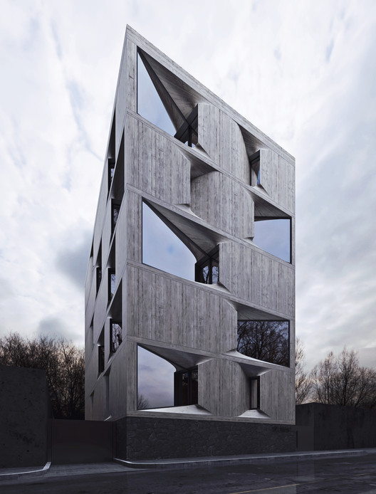Mexicanos triunfan en los Progressive Architecture Awards 2019, Cortesía de Michan Architecture
