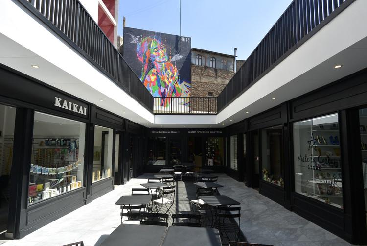Galería Lastarria / Uno Proyectos, Cortesía de Uno Proyectos