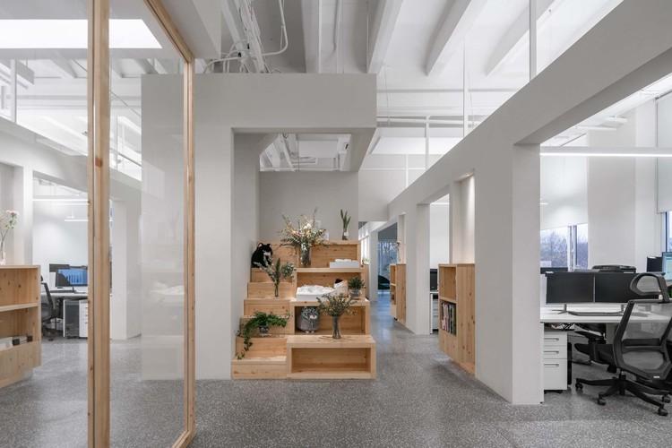 ORIA's office / Shanghai ORIA Planing & Design, © CreatAR Images