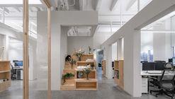 ORIA's office / Shanghai ORIA Planing & Design