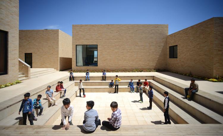 Complexo Edicacional da Fundação Noor e Mobin / FEA Studio, © Ali Daghigh