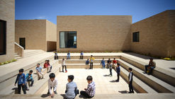The Noor e Mobin G2 Primery School / FEA Studio