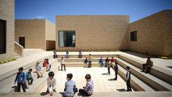 Complexo Edicacional da Fundação Noor e Mobin / FEA Studio