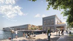 Schmidt Hammer Lassen Revitalizes Boston's Commonwealth Pier through Adaptive Reuse