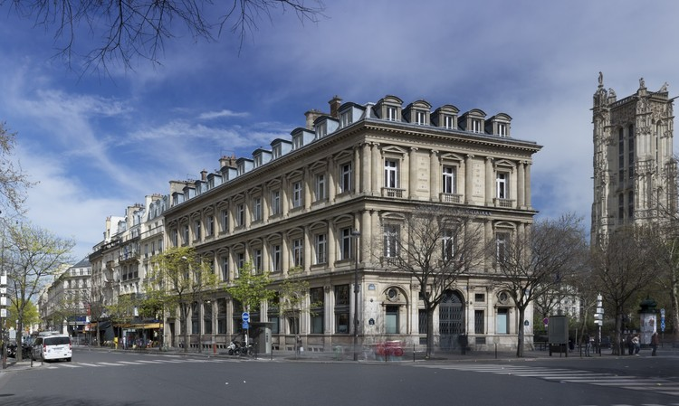 "Call for Entries: Renovation of the ""Chambre des Notaires de Paris"