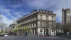 "Call for Entries: Renovation of the ""Chambre des Notaires de Paris"""