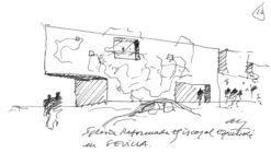 Selección de los mejores dibujos arquitectónicos: Alberto Campo Baeza