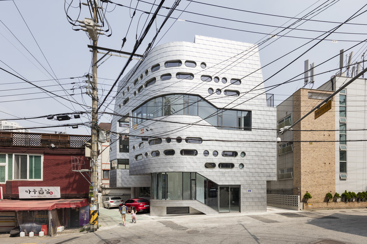 Morse_d curve / Moon Hoon, © Namgoong sun