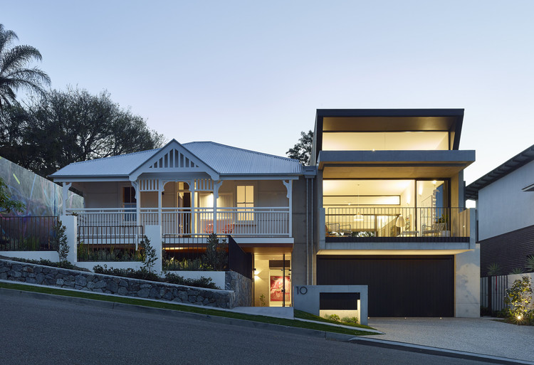 Sorrel Street / Shaun Lockyer Architects, © Scott Burrows
