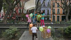 Arquitectura para el juego urbano: Lineamientos para diseñar espacios públicos de juego en la Ciudad de México (APJU)