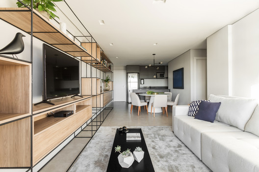 Apartamento Alto da XV / Estudio Arkit