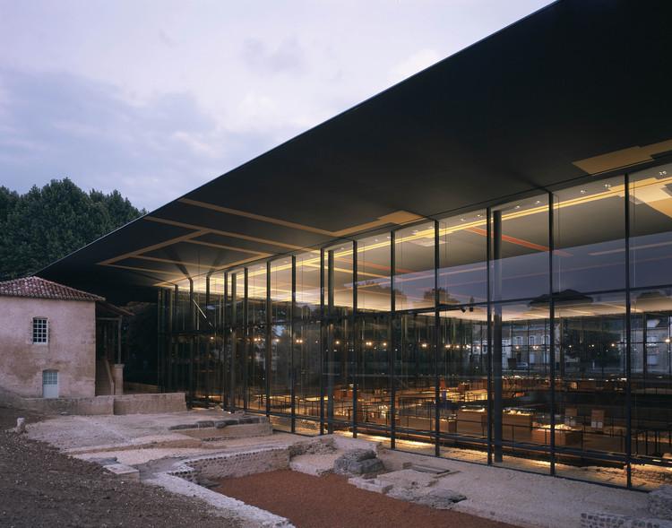 Gallo-roman Museum Vesuna / Ateliers Jean Nouvel, © Philippe Ruault