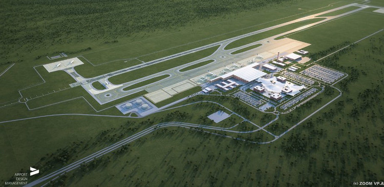 © Airport Design Management