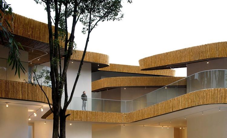 Nanshanli Hotel / Linjian Design Studio, roof. Image © Yang Zhao