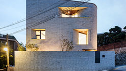 Pyeong Chang Dong Brick House / June Architects