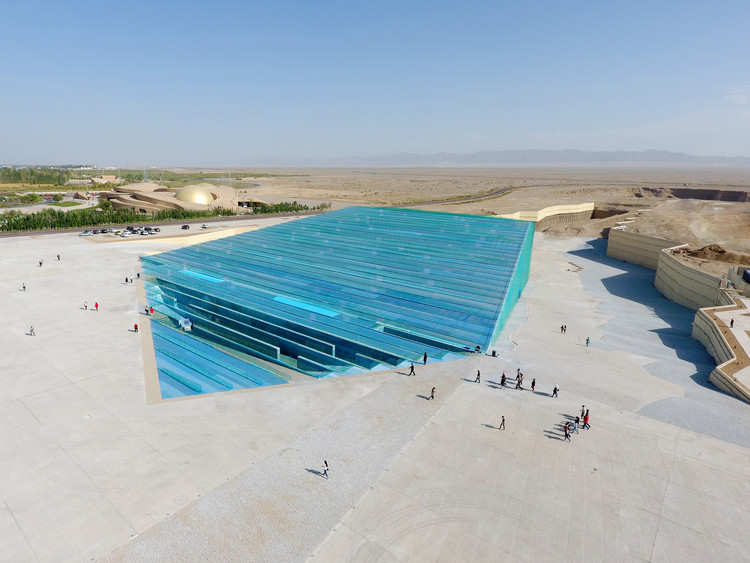 Encore Dunhuang Theater / BIAD-ZXD ARCHITECTS, © He Shu