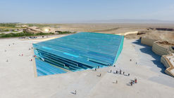 Encore Dunhuang Theater / BIAD-ZXD ARCHITECTS