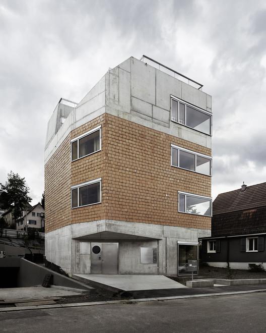 House Alder / Andreas Fuhrimann Gabrielle Hächler Architekten, © Valentin Jeck