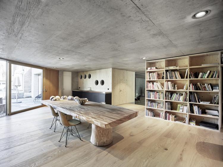 Extension Grieder-Swarovski / Andreas Fuhrimann Gabrielle Hächler Architekten, © Valentin Jeck