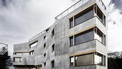 Apartment Building Waffenplatzstrasse / Andreas Fuhrimann Gabrielle Hächler Architekten