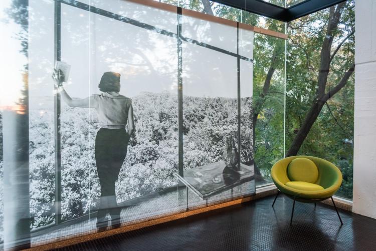 """Fundación Joan Miró inaugura exposición sobre el papel del diseño en la vida y obra de Lina Bo Bardi, Imagem das salas da exposição """" Lina Bo Bardi Drawing"""" na Fundació Joan Miró. © Fundació Joan Miró, Barcelona. Foto: Pep Herrero"""