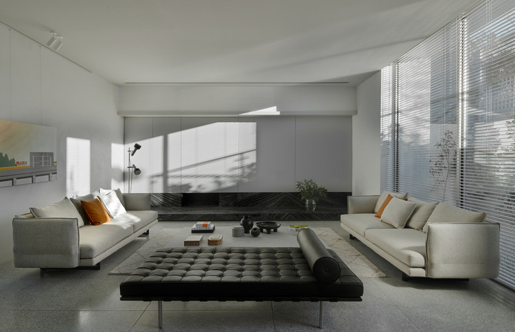 SLD Residence / Davidov Partners Architects, © Veeral Patel