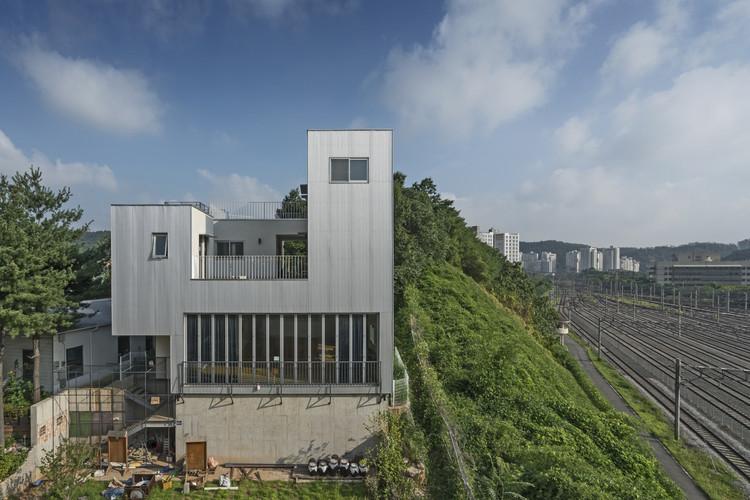Gwangmyeong YMCA Byeopssi School / JYA-RCHITECTS, © Hwang Hyochel