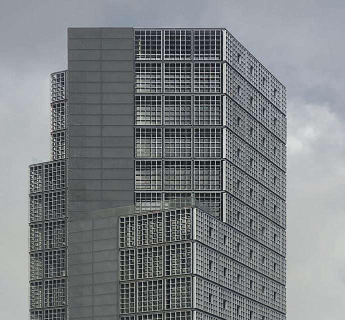 Hippodrome Tower / OAB, © Alejo Bagué